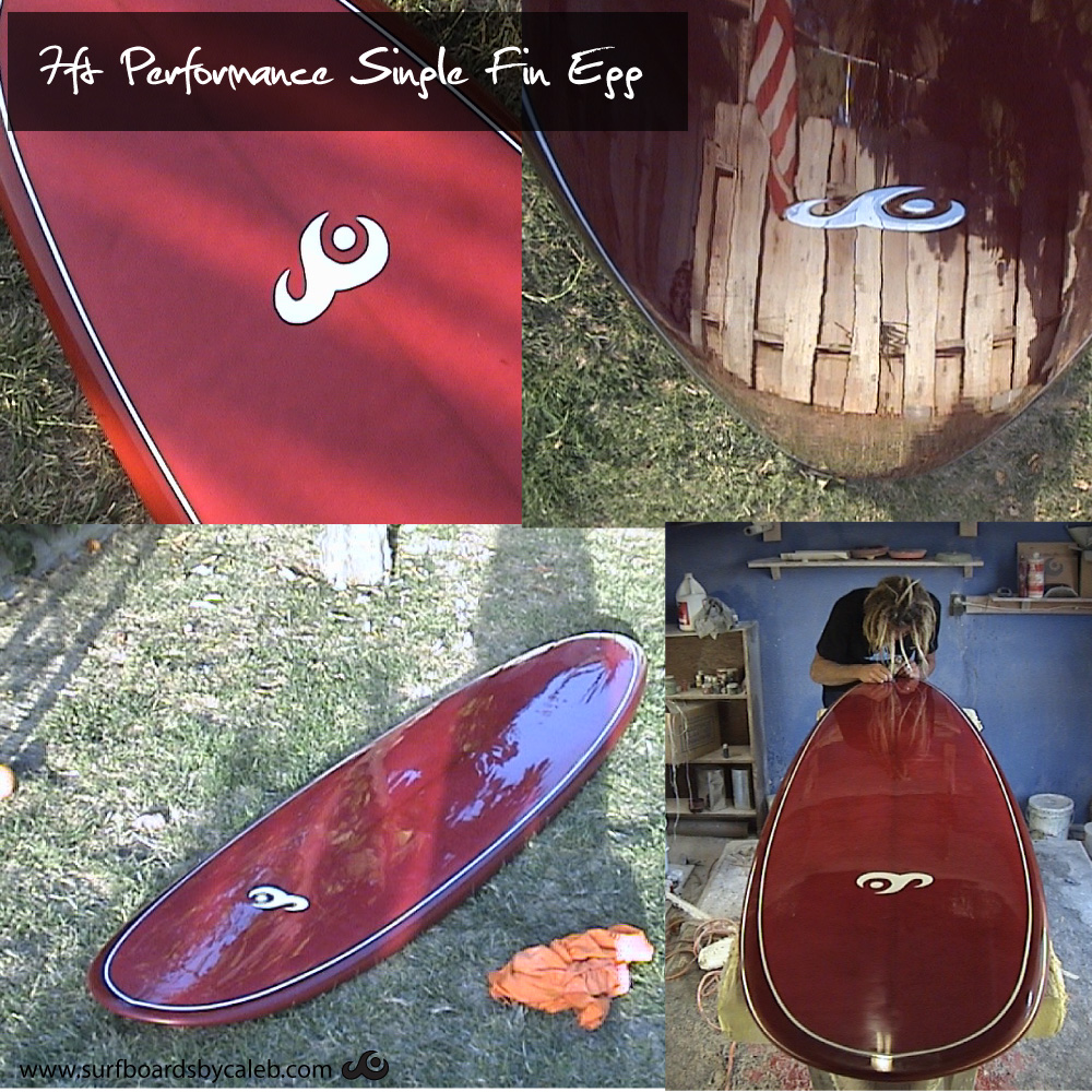 Performance-Single-Fin-Egg-Surfboard